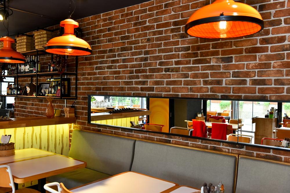 Cafe Duvar Dekorasyonu (4)