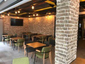 Cafe Duvar Dekorasyonu Modelleri