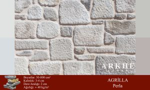 Kültür Taşı Agrilla Perla