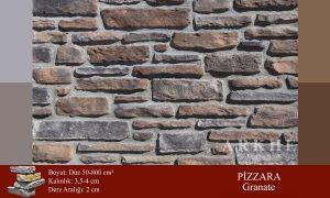 Kültür Taşı Pizzara Granate