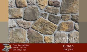 Kültür Taşı Pueblo Borgano
