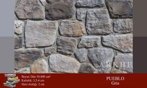 Kültür Taşı Pueblo Gris