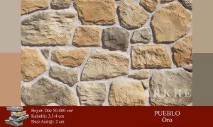 Kültür Taşı Pueblo Oro