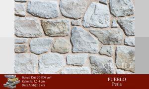 Kültür Taşı Pueblo Perla