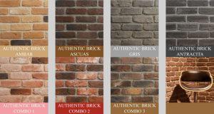 Kültür Tuğlası Authentic Brick