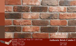 Kültür Tuğlası Authentic Brick Combo 2