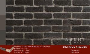 Kültür Tuğlası Old Brick Antracita