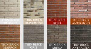 Kültür Tuğlası Thin Brick